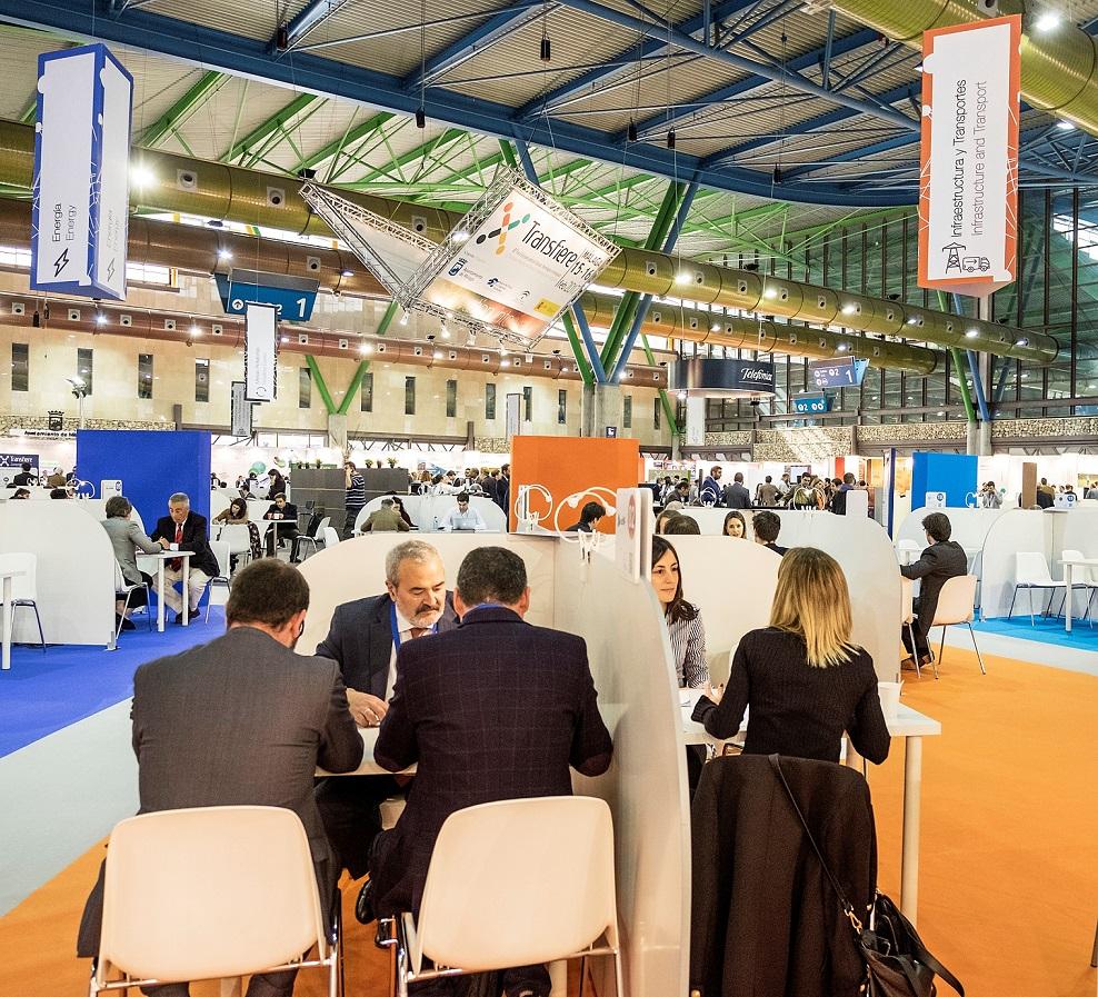 Transfiere 2018 convoca a las agrupaciones empresariales innovadoras para encontrar socios tecnológicos