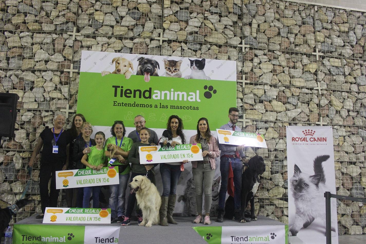 Más de 10.000 visitantes participan en Mi Mascota, la gran fiesta de los amantes de los animales del Sur de España
