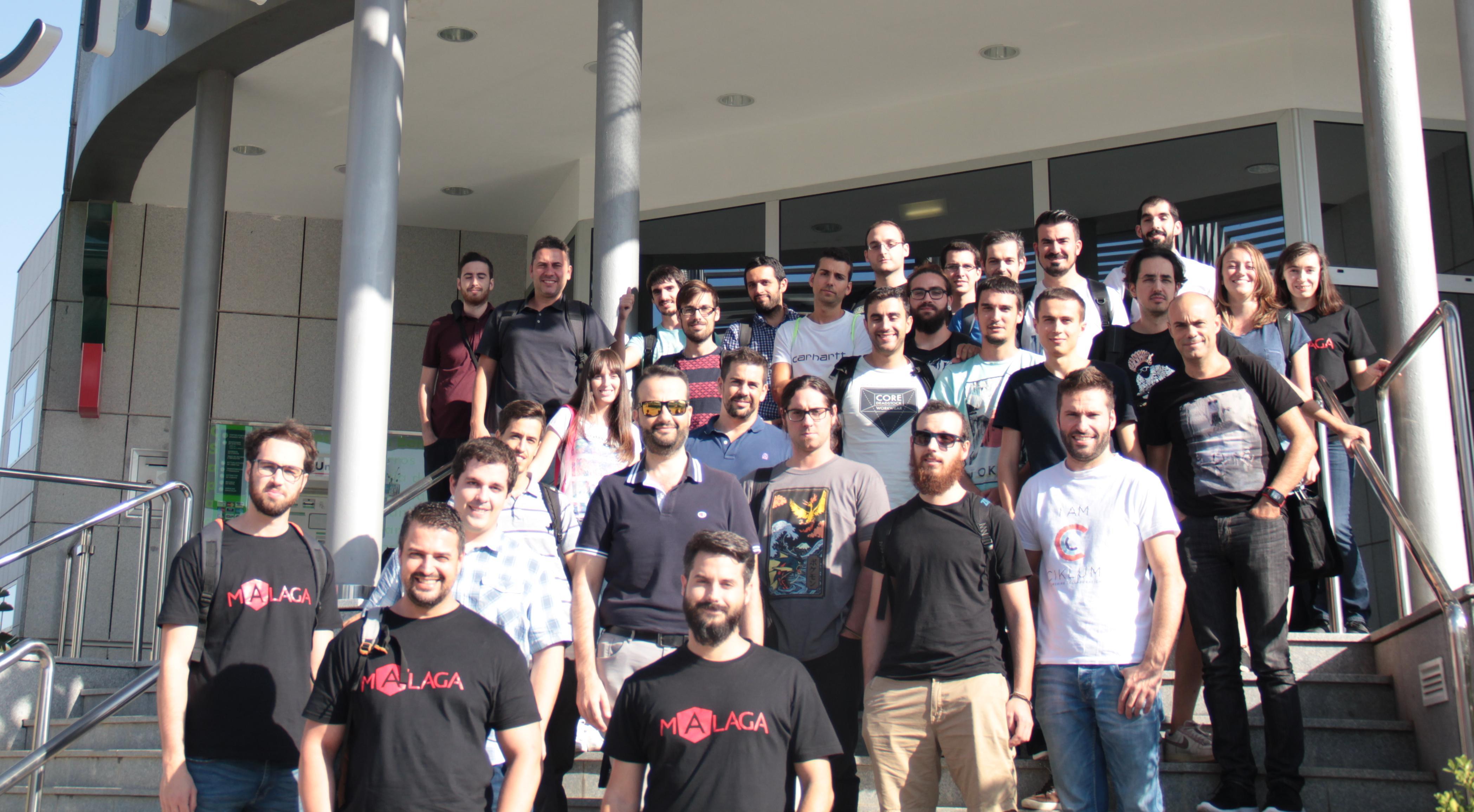 Espiral, con sede en el BIC Euronova, organiza un evento para programadores