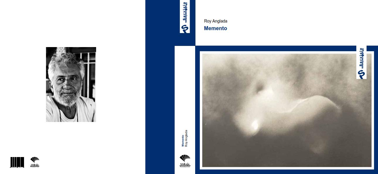 Fundación Unicaja publica 'Memento', el nuevo libro artístico de fotografía y pintura abstracta de Roy Anglada
