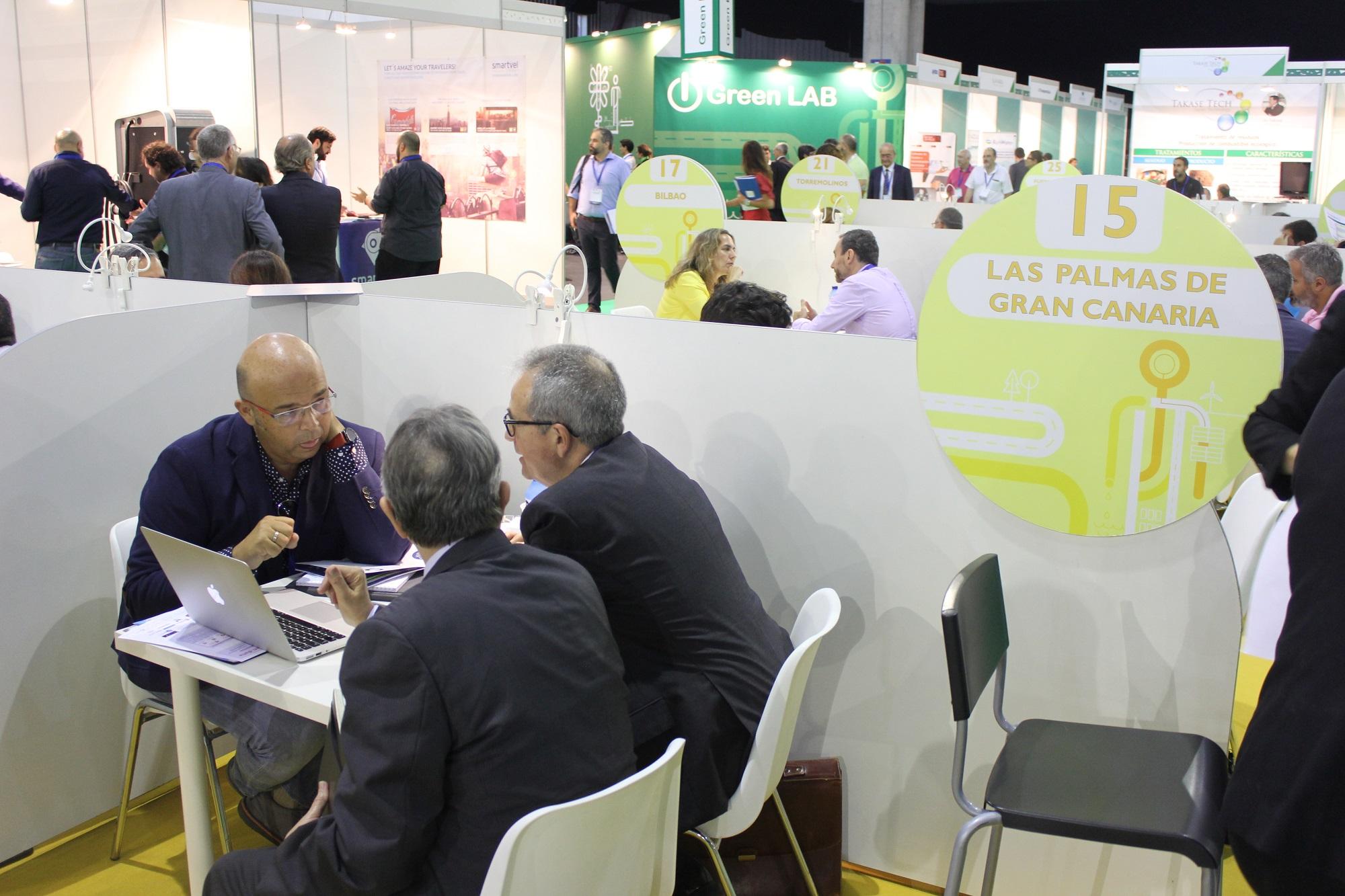 Greencities 2018 convoca a las ciudades españolas con proyectos de gestión inteligente y sostenible para contactar con potenciales colaboradores