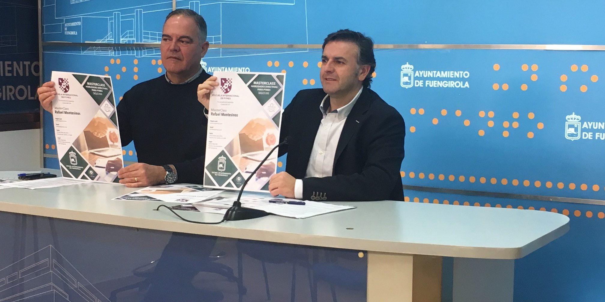 Fuengirola acoge una masterclass sobre habilidades directivas para pymes