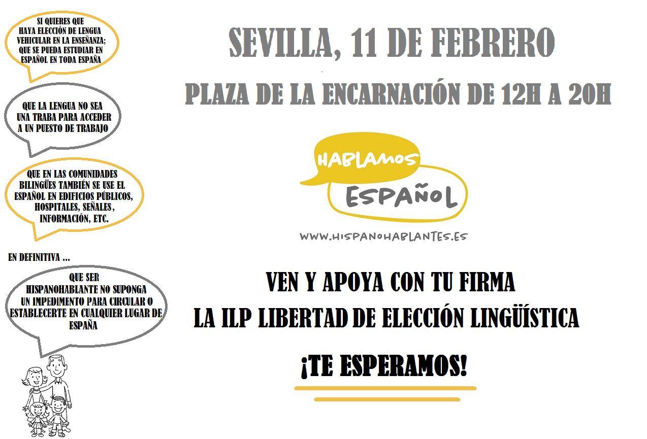 Hablar español