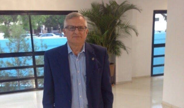 """Eladio Burgos: """"Parecía imposible una intervención en Cataluña, no parecía que se pudieran poner de acuerdo los tres partidos en unos mínimos y se ha hecho"""""""