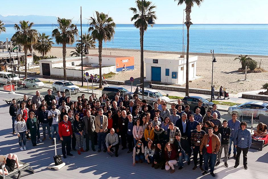 La Escuela Nacional de Materiales Moleculares elige Málaga para celebrar su XVII edición