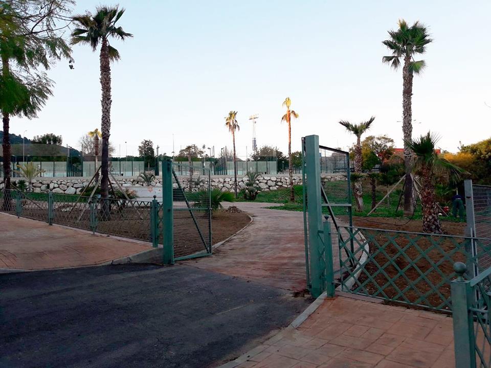 Ciudadanos propone un nuevo parque canino en Capellanía, en Alhaurín de la Torre