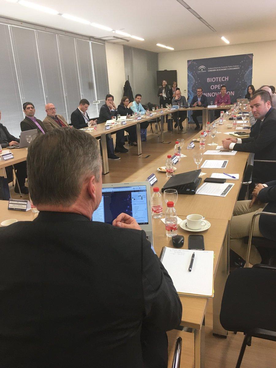 Andalucía acoge el 25 por ciento de las nuevas empresas biotecnológicas que se crean en España