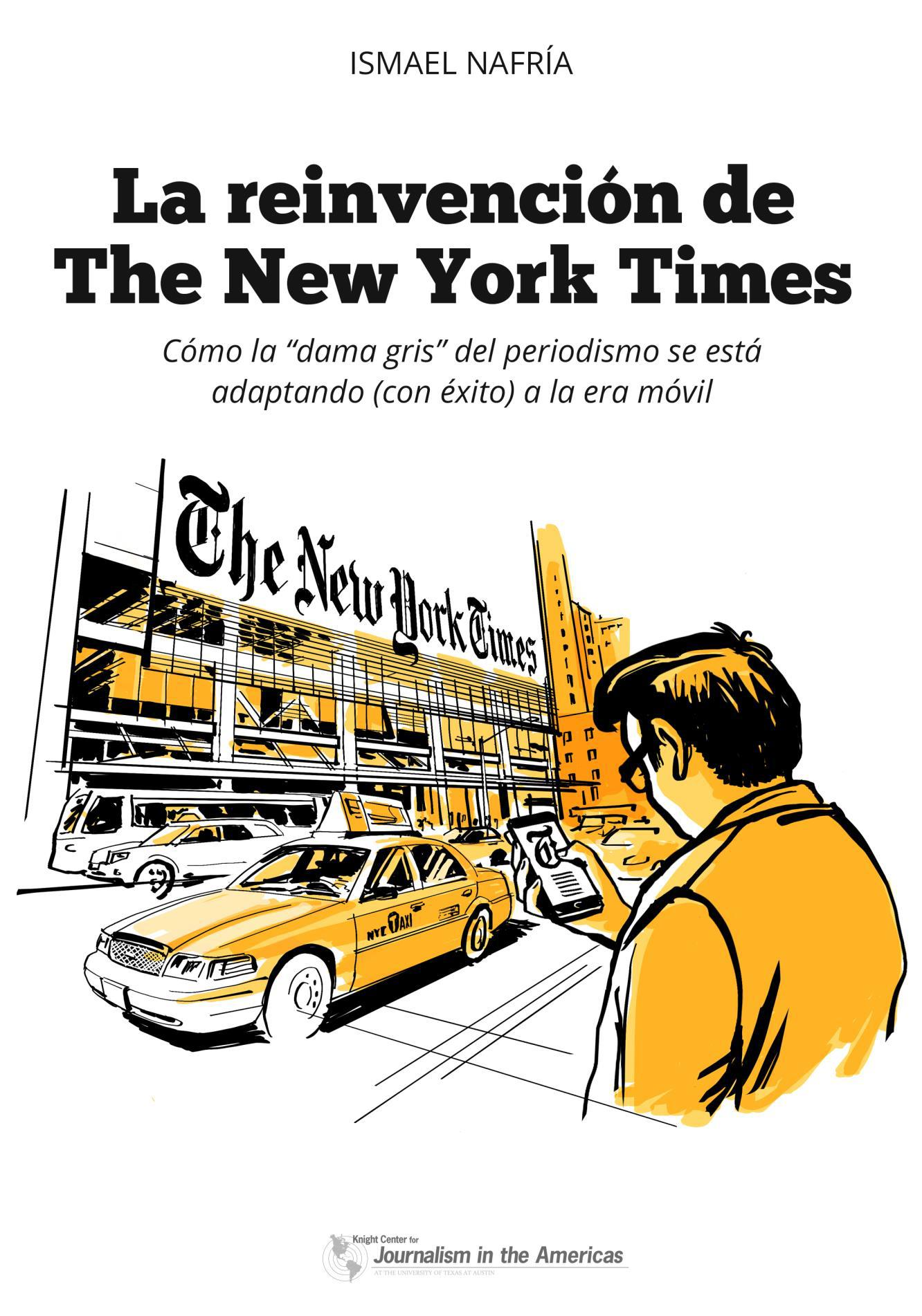 Cómo se está reinventando The New York Times
