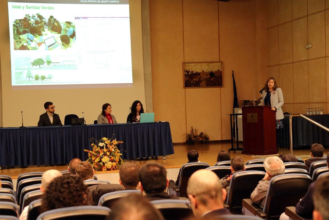 La UMA presenta el I Plan propio de Smart Campus