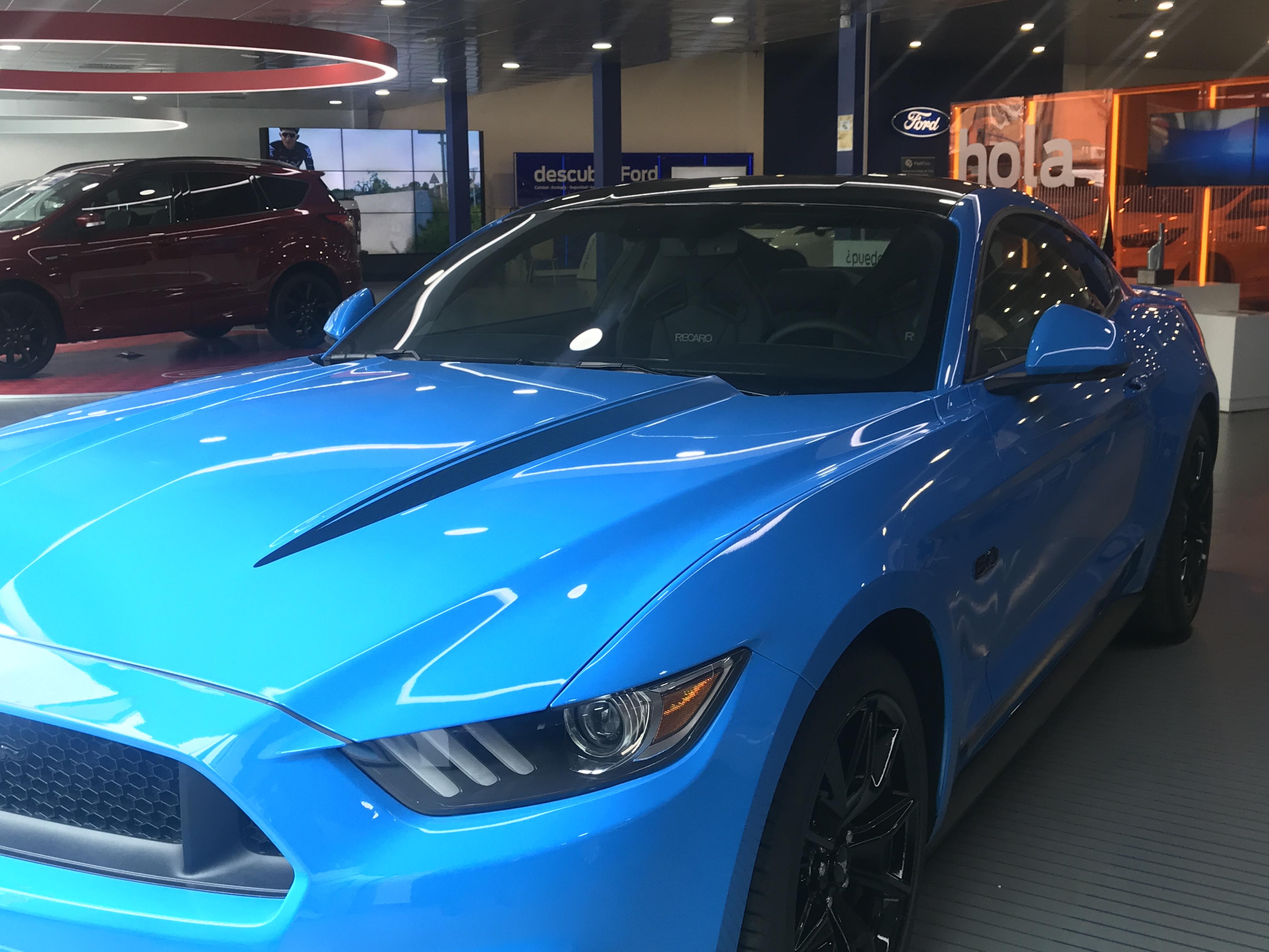 Juan Peña Clavijo: 'Ford Europa anuncia el lanzamiento de 21 coches de aquí a 2021. Tendremos nuestro propio modelo Mustang híbrido'