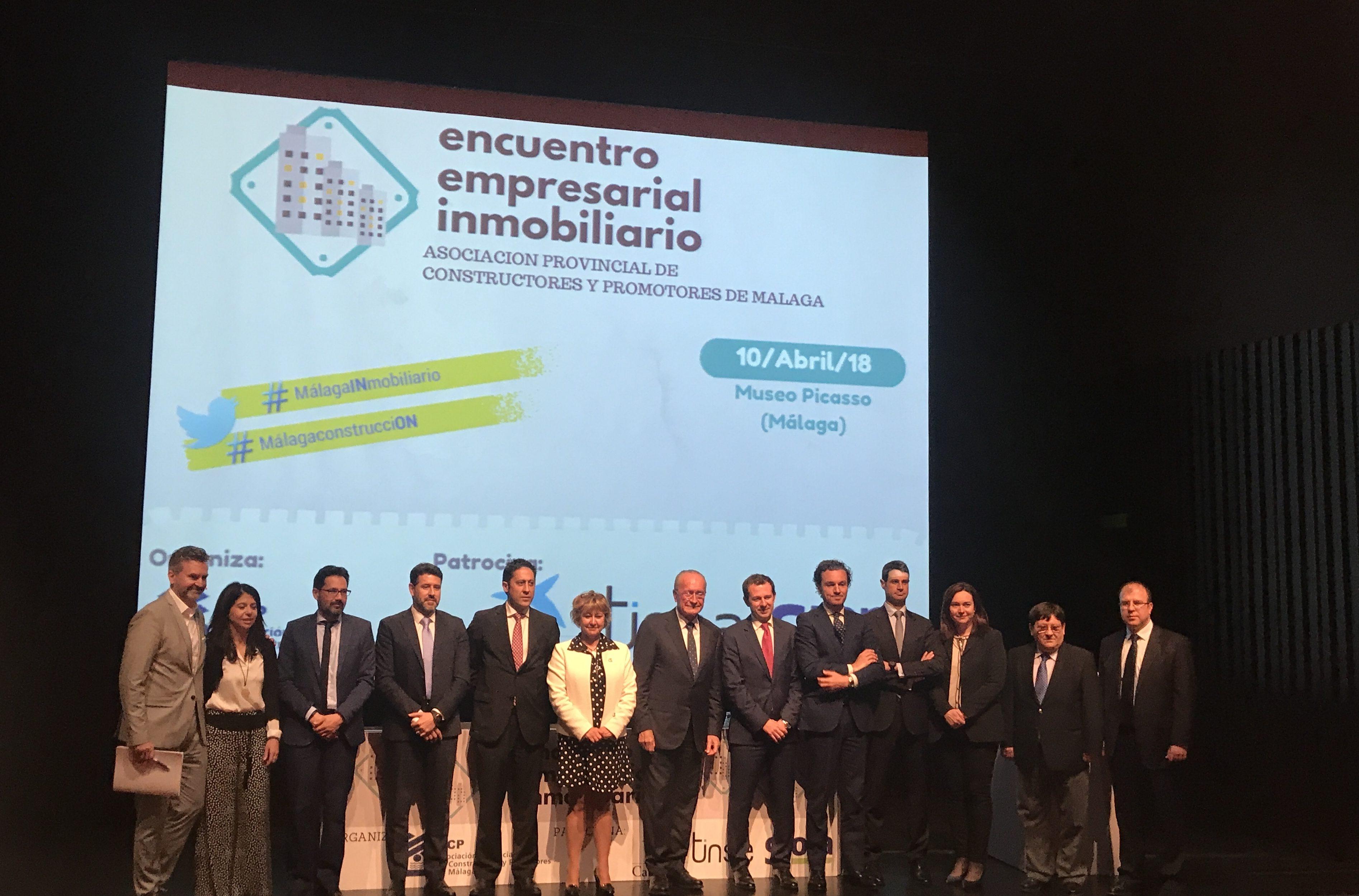 Málaga en el punto de mira de los grandes inversores inmobiliarios