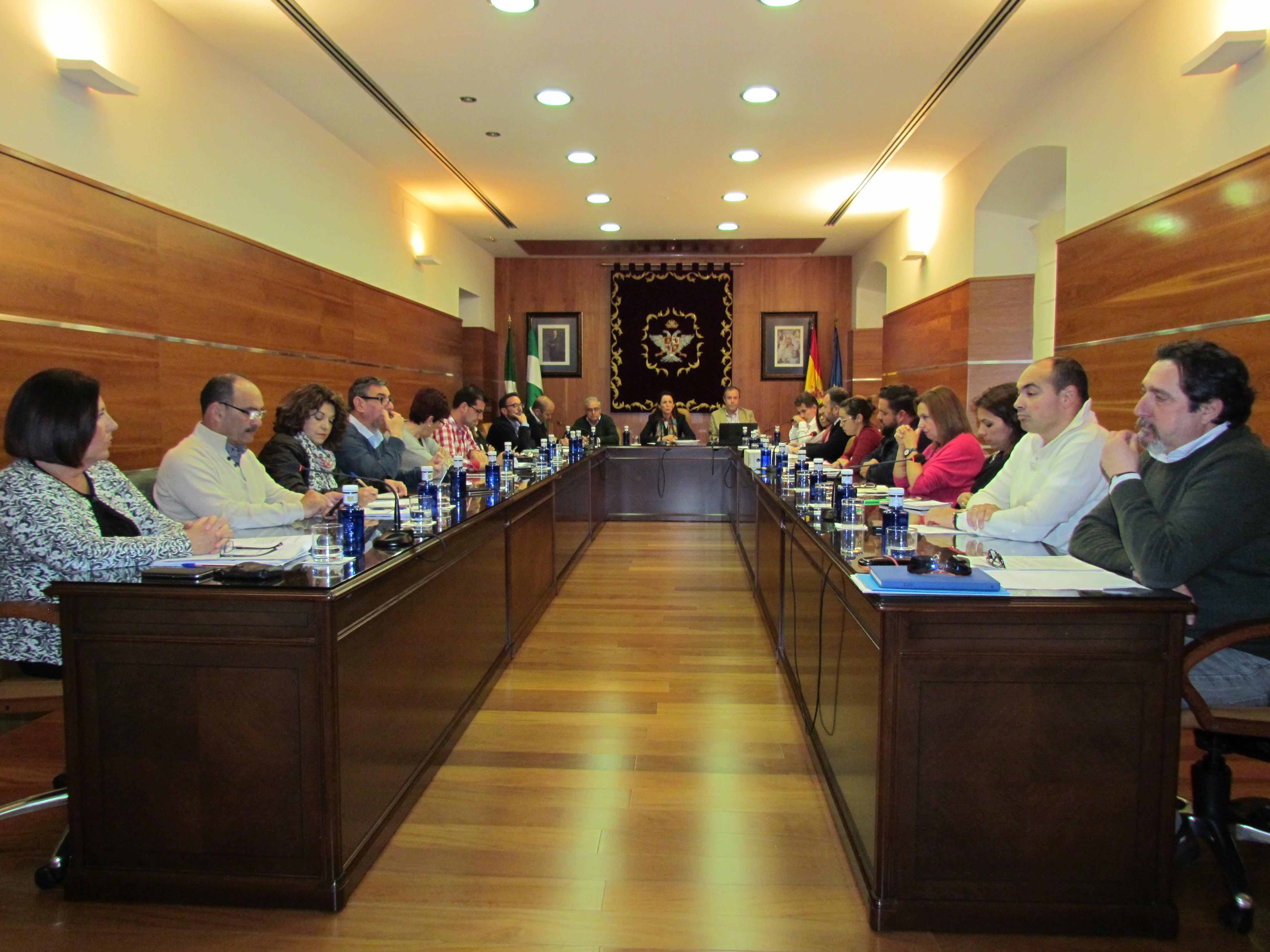 La alcaldesa de Alhaurín el Grande llega a un acuerdo para aprobar los presupuestos 2018 la próxima semana