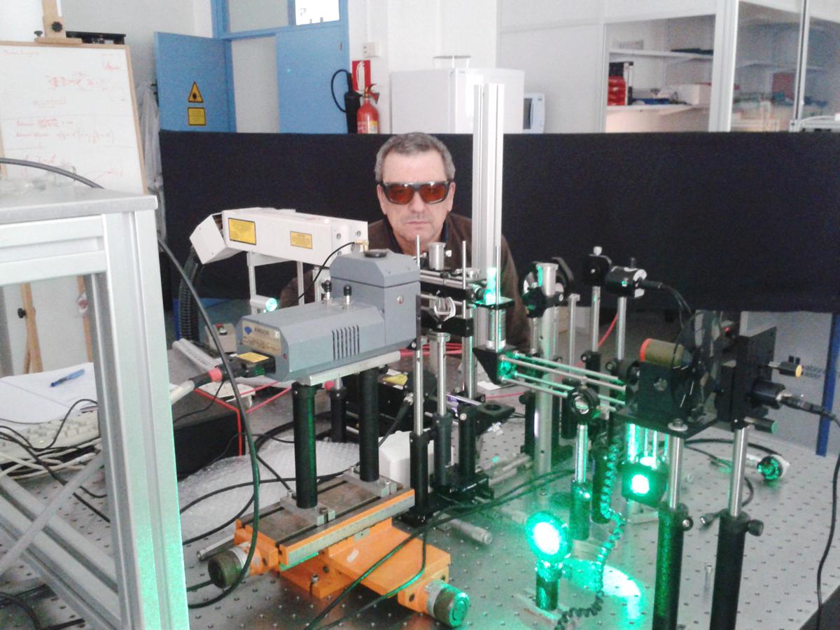 La sociedad de espectroscopia de EEUU premia al catedrático Javier Laserna