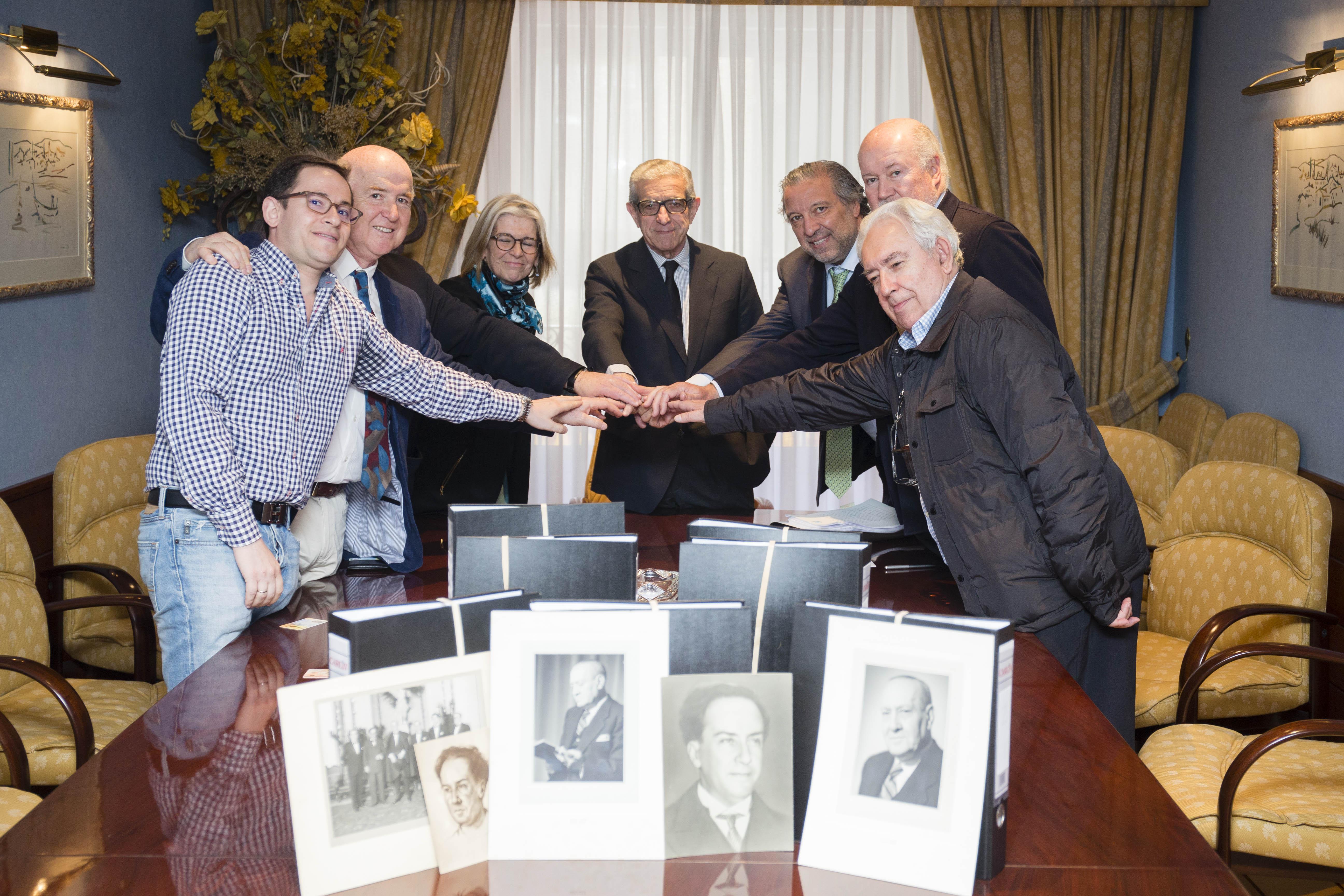 Fundación Unicaja acuerda con los herederos de Antonio y Manuel Machado la adquisición de un valioso legado