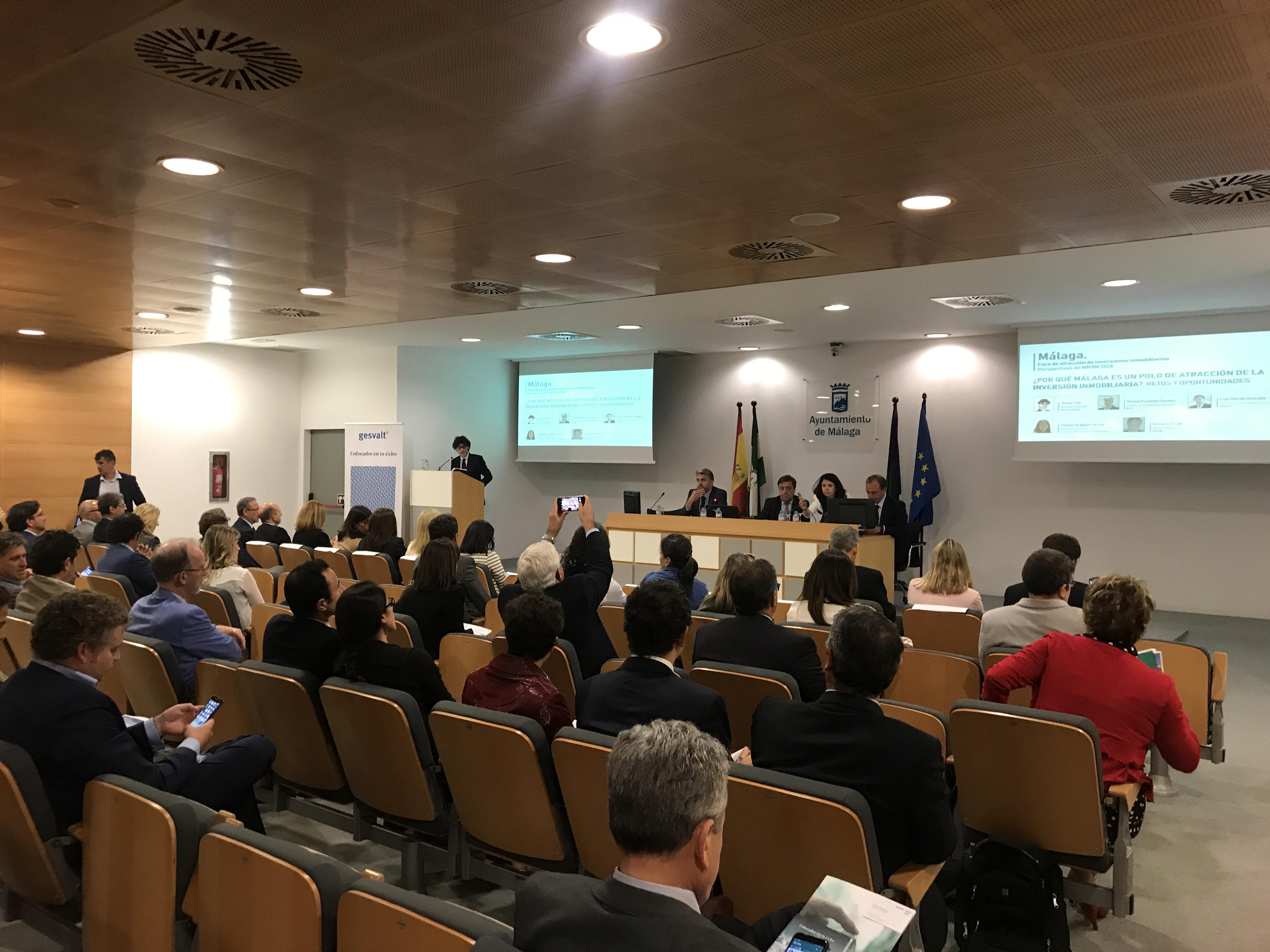 Málaga se consolida como una de las provincias más atractivas para invertir
