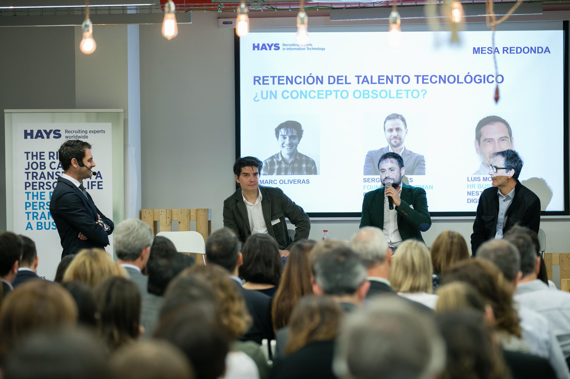 La flexibilidad horaria y el teletrabajo, claves para retener el talento tecnológico en las empresas