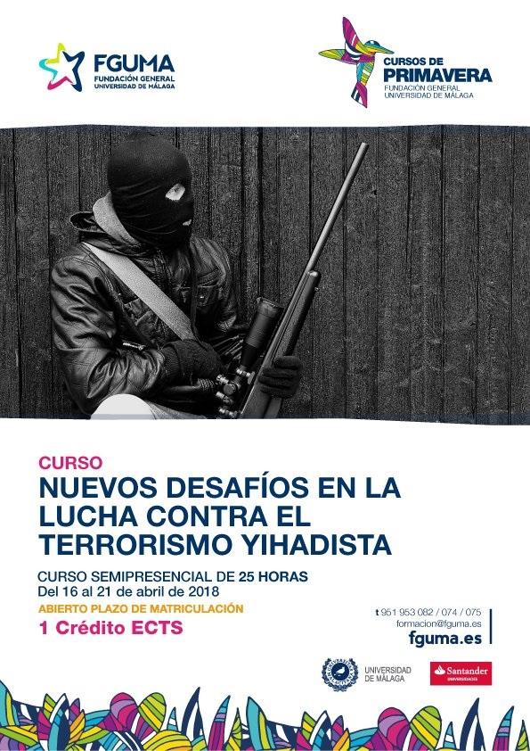 El terrorismo Yihadista como desafío para la seguridad europea