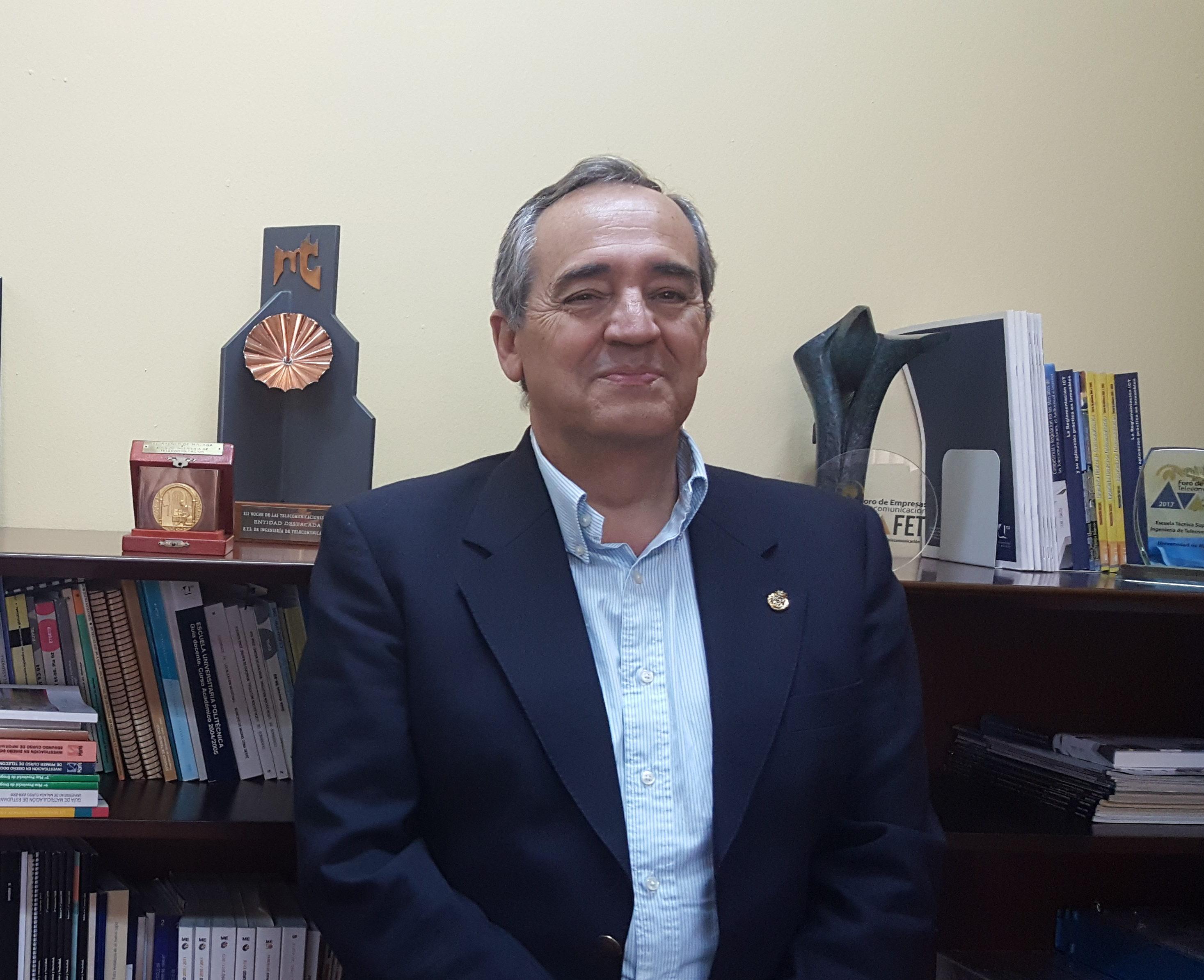 """Javier Pareja: """"Cuando te dedicas al ejercicio de la profesión, la colegiación es obligatoria"""""""
