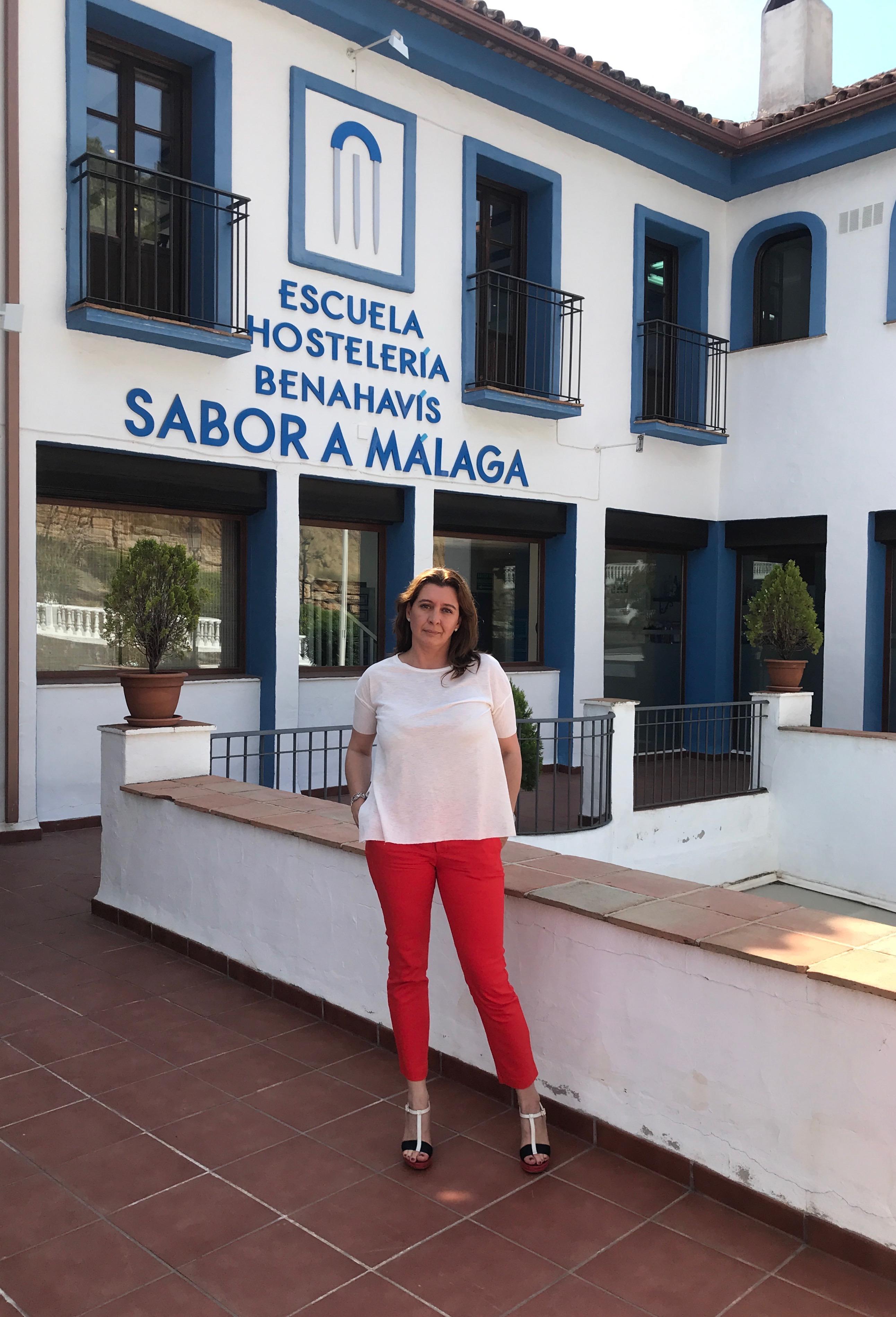 La Escuela de Hostelería de Benahavís Sabor a Málaga gana en unos meses el premio Cordon Bleu, Marbella Cocina y OTC Inter Escuelas de coctelería