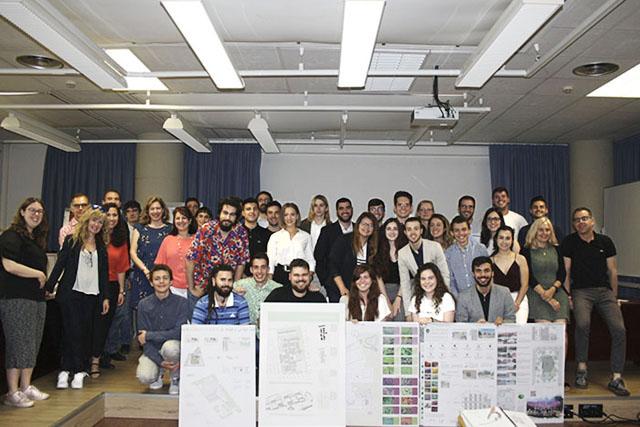 Presentados los proyectos finalistas de la II edición del concurso de islas y sendas verdes