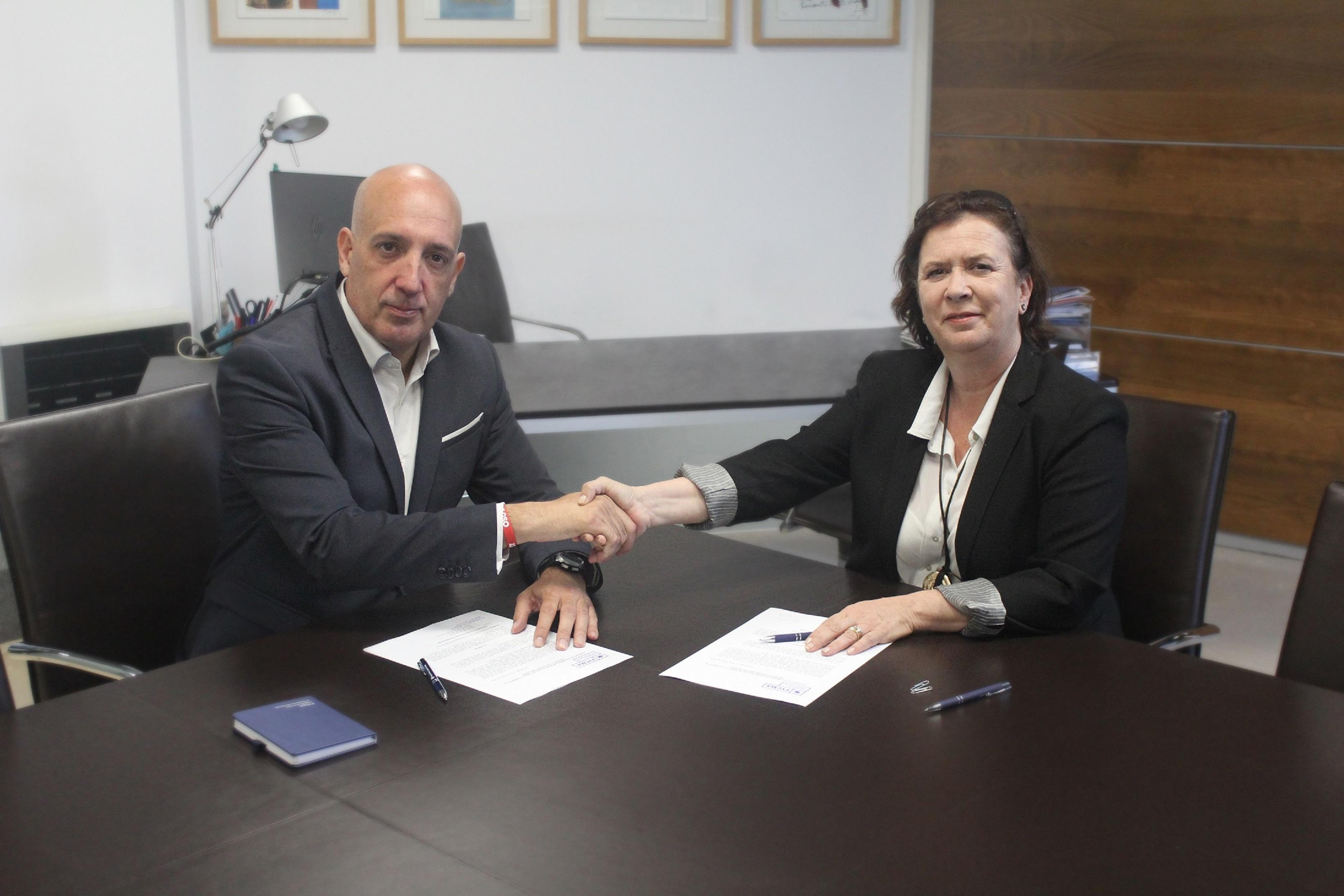 El clúster marítimo marino de Andalucía, colaborador estratégico de S-Moving