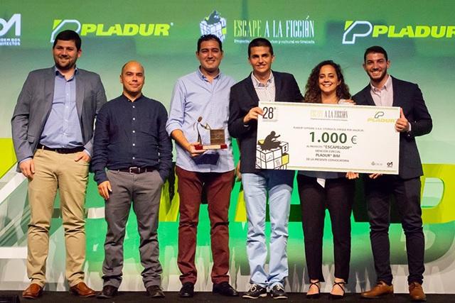 Estudiantes de Arquitectura de la UMA ganan el premio nacional Pladur BIM