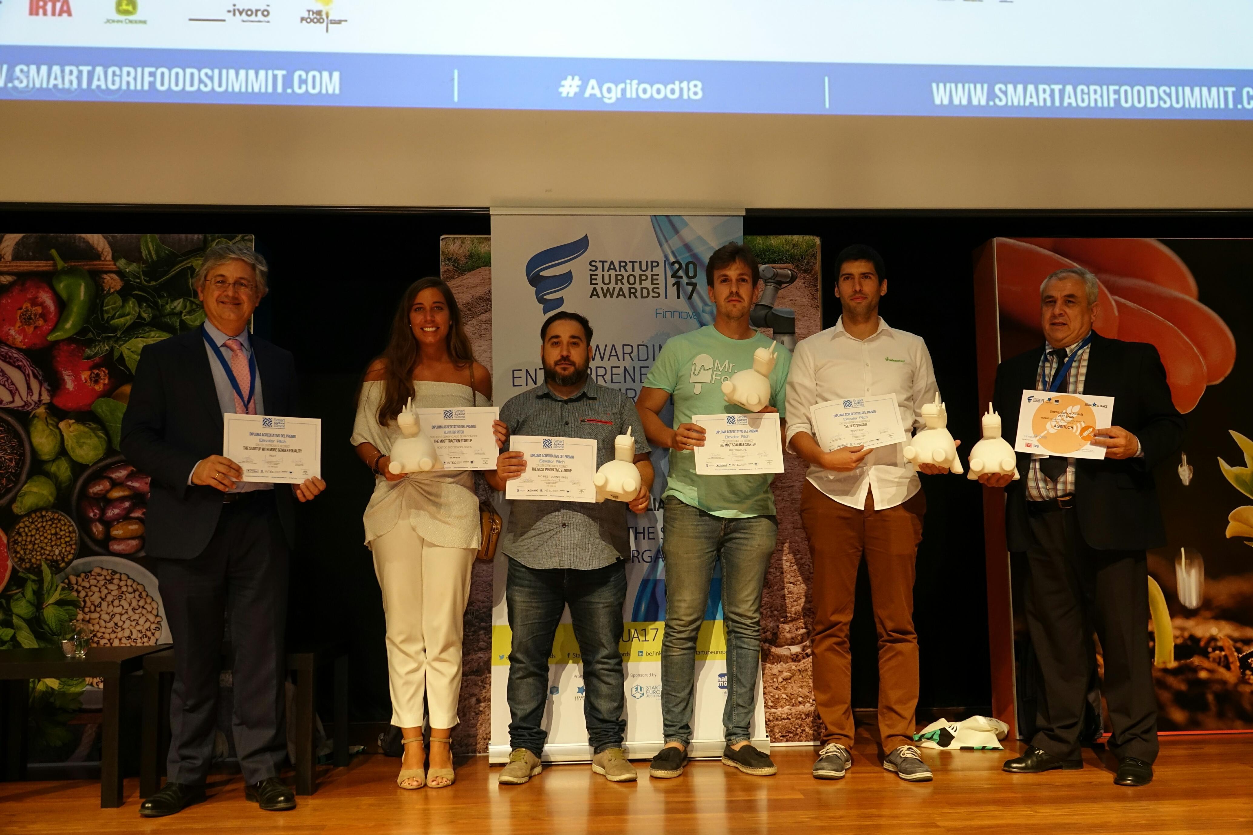 Startup Europe Sart Agrifood Summit cierra con un volumen potencial de negocio de más de 200 millones de euros
