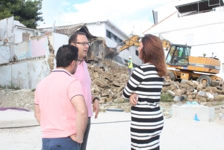 Se abre un nuevo acceso al centro histórico de Alhaurín El Grande