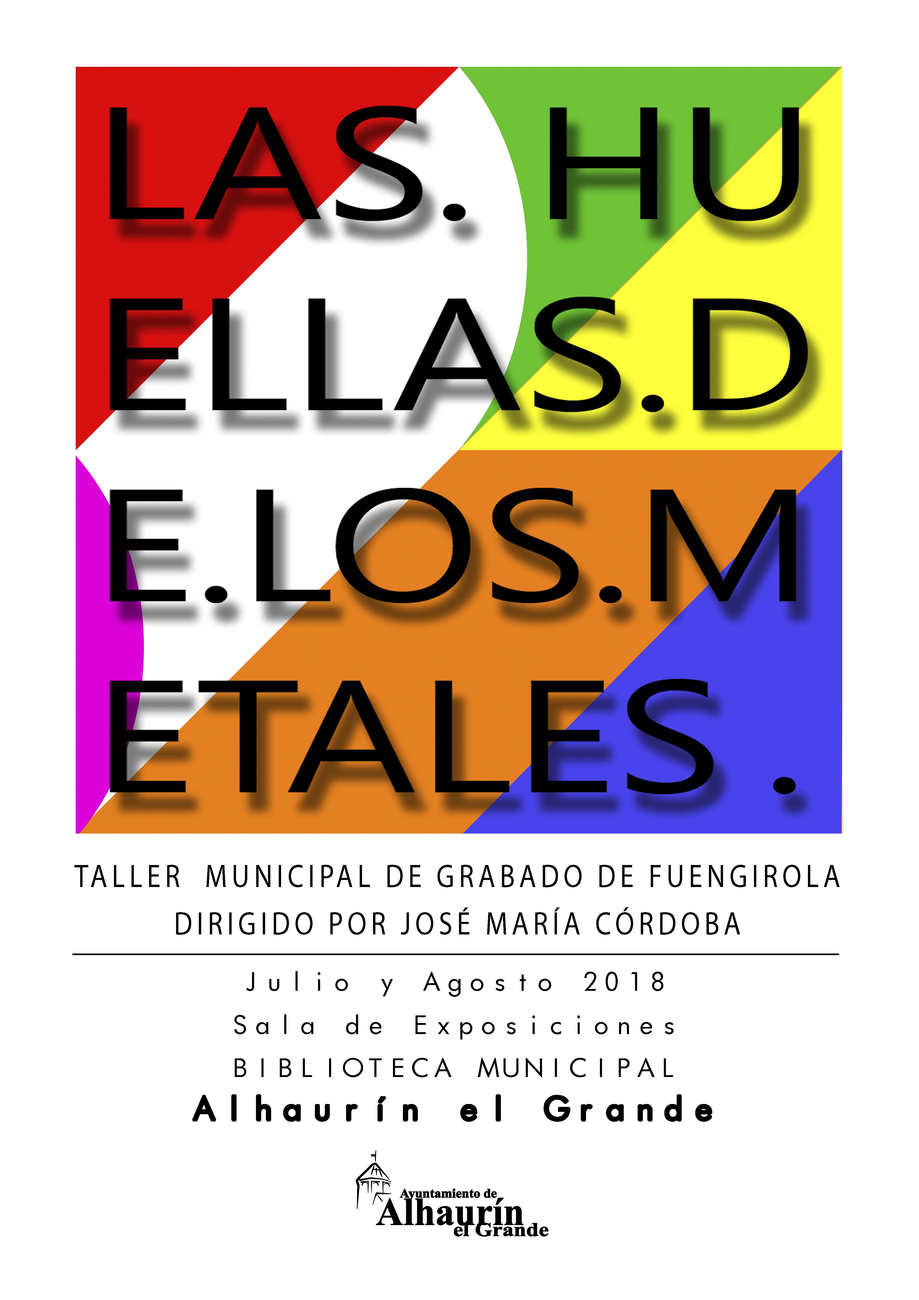 La sala de exposiciones de la Biblioteca Municipal de Alhaurín El Grande acoge una muestra del Taller de Grabado de Fuengirola del artista José María Córdoba