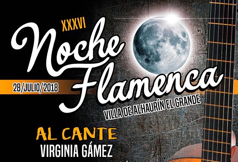 Alhaurín el Grande celebra su gran Noche Flamenca