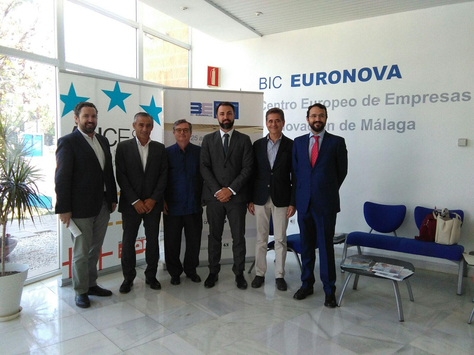 Las empresas de BIC Euronova facturaron 14 millones en 2017 y suman más de 250 puestos de trabajo en lo que va de 2018