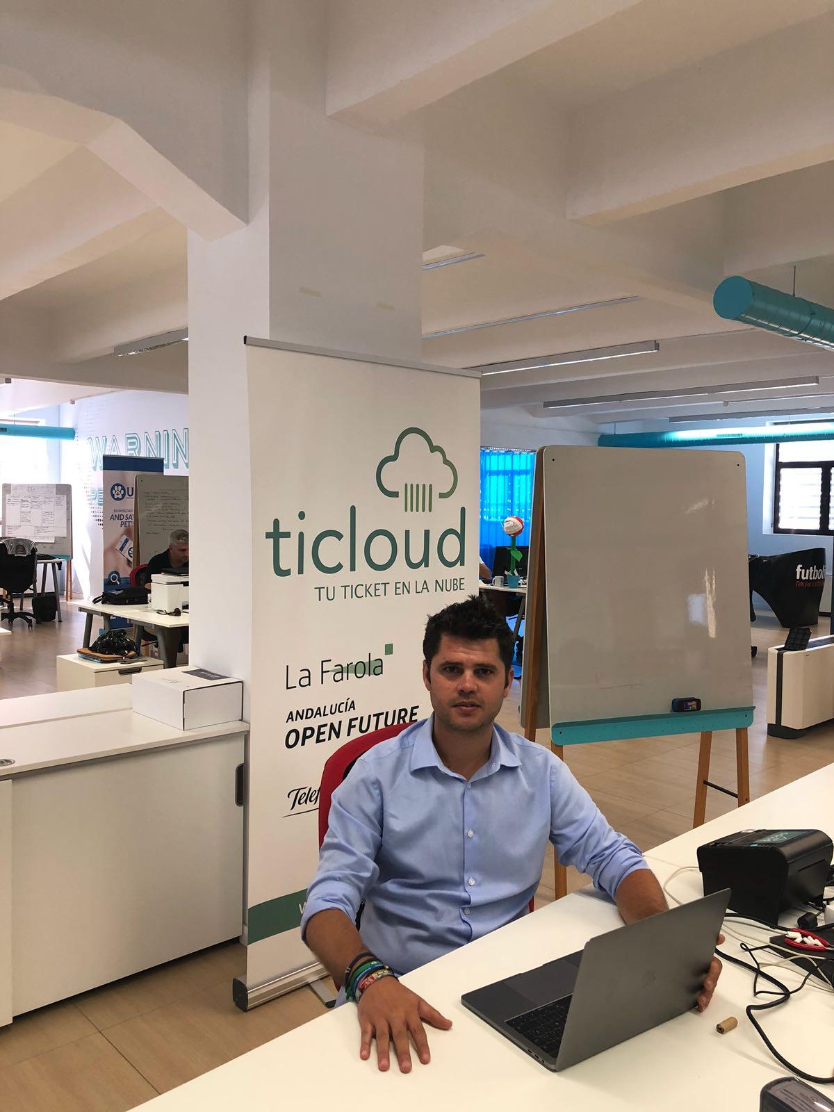 Entrevista – Alejandro Martín, fundador de Ticloud