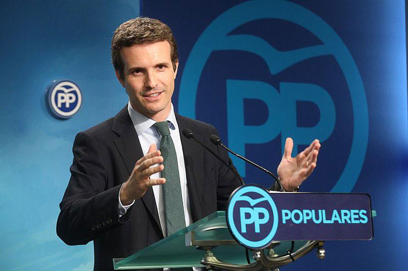 Editorial – En la hora de Pablo Casado