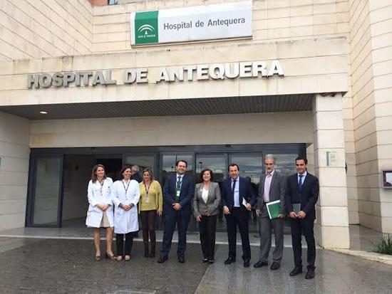 CSIF lleva al Defensor del Pueblo la sobrecarga laboral de los médicos de Urgencias del Hospital Comarcal de Antequera