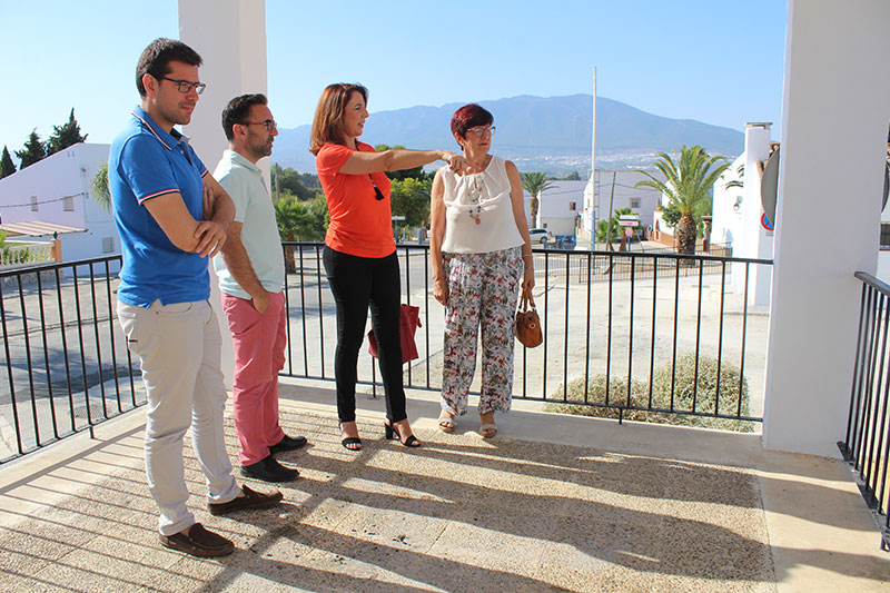 El Ayuntamiento de Alhaurín el Grande invertirá en los próximos meses más de 2,2 millones de euros en Villafranco del Guadalhorce