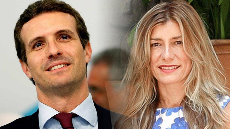 Editorial – Casado y la esposa de Sánchez