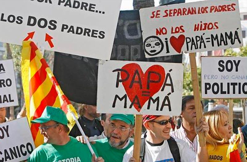 Treinta y cinco asociaciones de Custodia Compartida reclaman al Defensor del Pueblo que interponga recurso de inconstitucionalidad contra el real decreto 9/2018 del Gobierno socialista