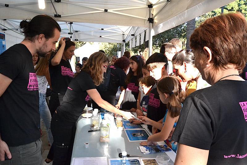 La ciencia inundará de nuevo el centro de Málaga en La Noche Europea de los Investigadores