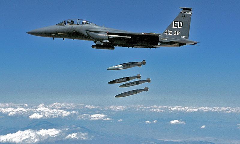 Editorial – Las bombas que vende el Gobierno no matan inocentes