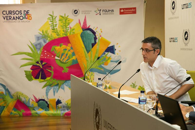 Gran éxito de participación en la edición más solidaria de los cursos de verano de la UMA