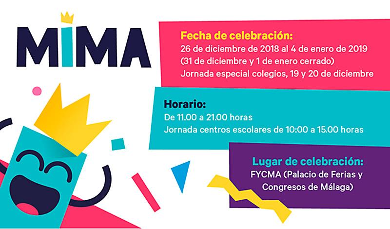 MIMA celebrará su 15 aniversario con cambio de imagen y novedades
