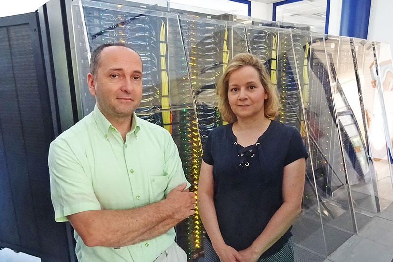 La UMA colabora en la descripción del genoma del trigo, que permitirá producir nuevas variedades más resistentes