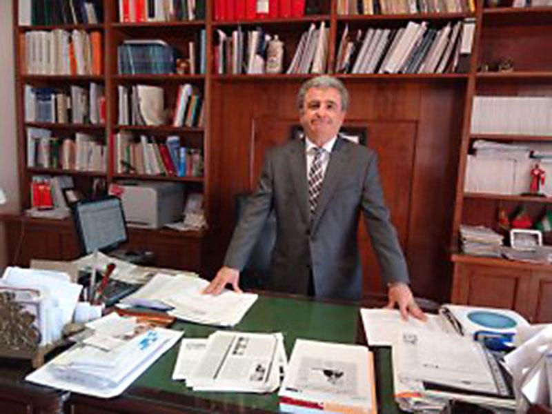 Presentación del libro La institución consular en Málaga, de José García Castillo