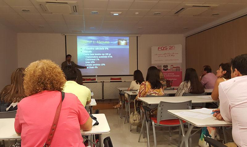 Nueva conferencia por iniciativa de FarmaQuímica Sur