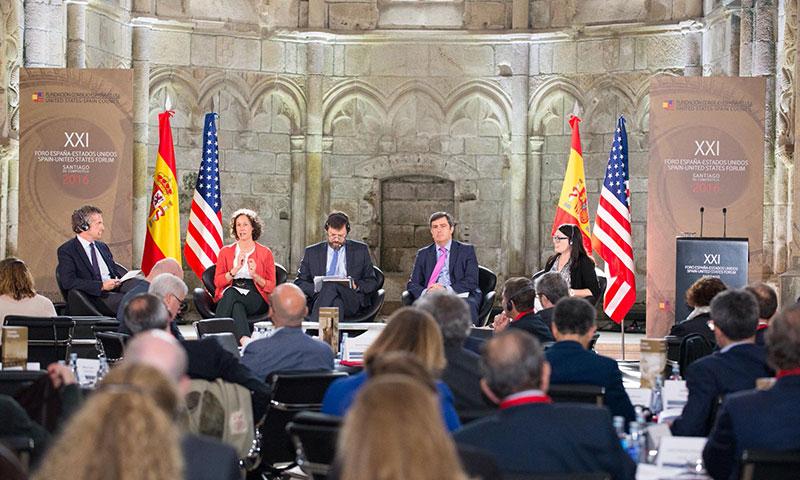 El Foro España – Estados Unidos se reunirá en Jerez de la Frontera para debatir temas estratégicos con la vista puesta en el futuro de la trans-formación digital.