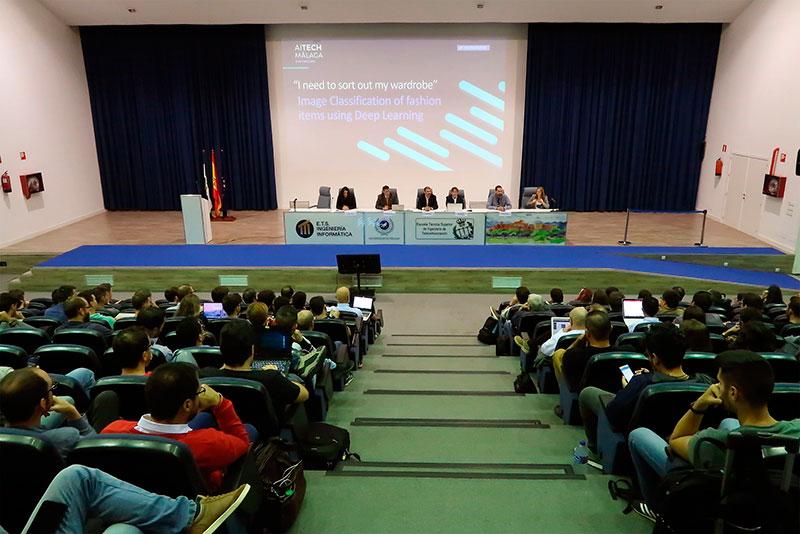 Arrancan las jornadas AITECH en la ETSI Informática