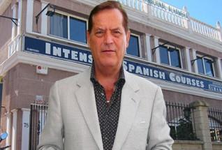 """Joaquín Chacón: """"Málaga y la Costa del Sol irán a menos en el turismo idiomático, y es porque éste va unido al alojamiento"""""""