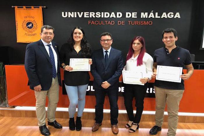 """Tres alumnos harán prácticas en Alemania gracias a las becas """"Manuel Molina"""""""