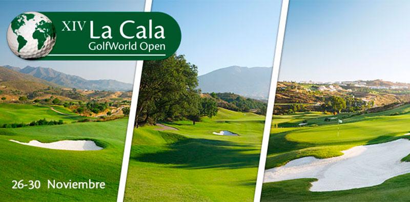La Cala Resort sede de la XIV edición del GolfWorld Open