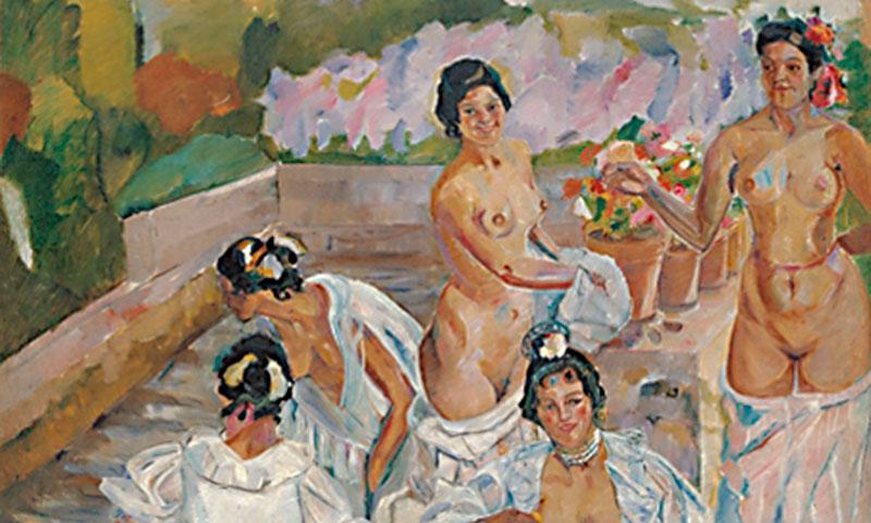 El Cultural – La furia del color. Francisco Iturrino (1864-1924)
